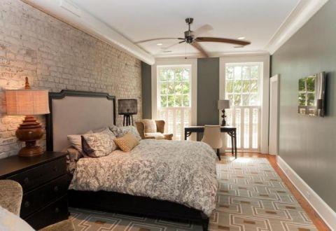 豪华卧室装修方案