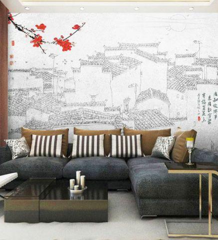 设计精巧沙发装饰设计