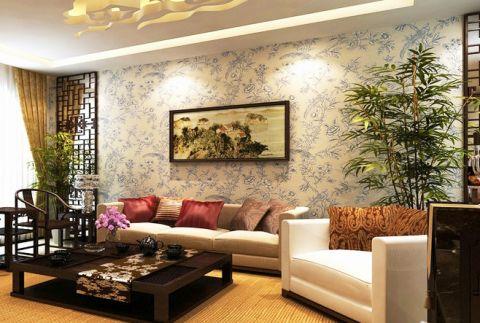 清爽米色沙发案例图片