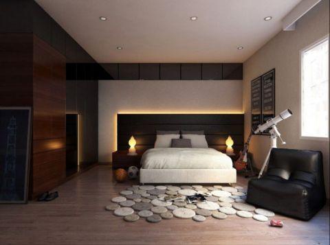 2018现代110平米装修设计 2018现代套房设计图片