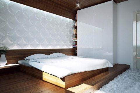 大气卧室衣柜设计