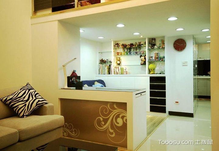 个性隔断墙设计图 17款客厅隔断欣赏