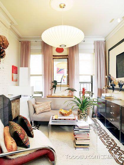 18款华丽吊灯图 装点奢华客厅