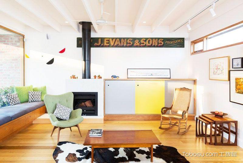 2019混搭客厅装修设计 2019混搭地板砖设计图片