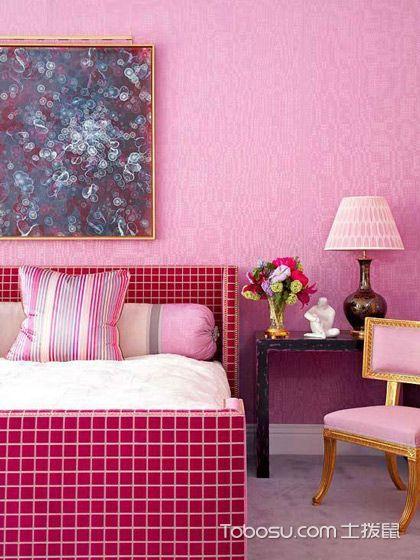 最爱宅卧室 18款清新卧室背景墙设计图