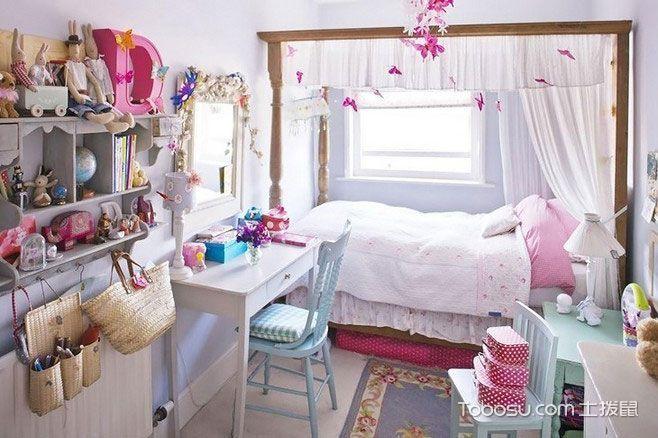 公主的城堡  15张女儿童床图片大全