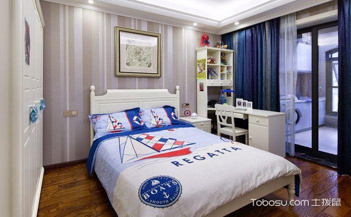 简洁大方利落 14款白色儿童床设计