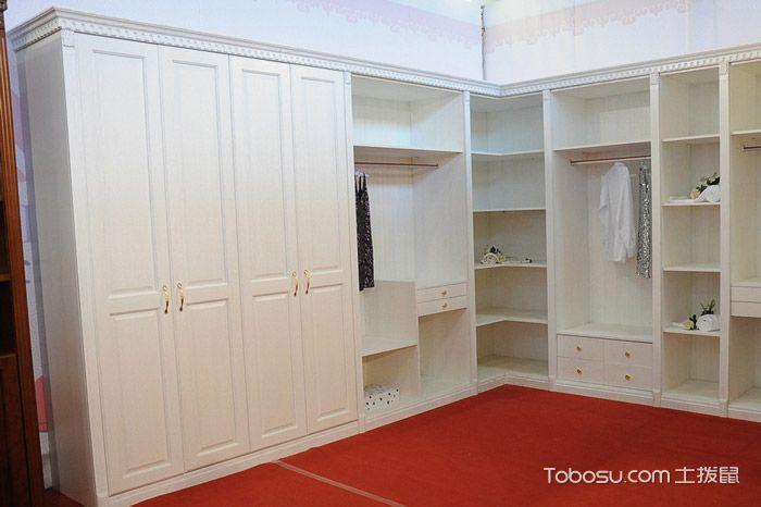不止是收纳 13款白色衣柜效果图