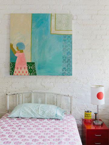 富丽卧室装修实景图片