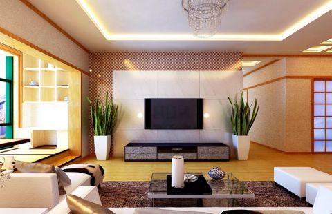 高贵风雅银灰色客厅装修图片