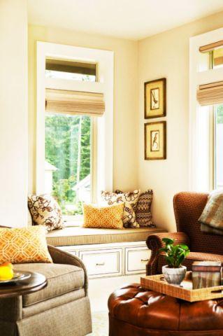 现代飘窗设计图欣赏