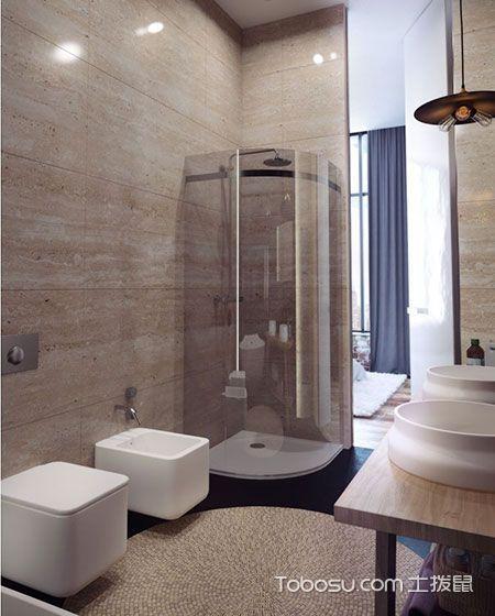2018工业浴室设计图片 2018工业细节图片