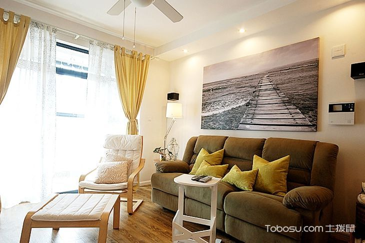 2021宜家110平米装修设计 2021宜家三居室装修设计图片