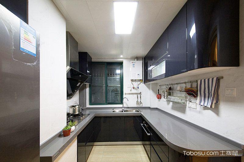 2018简约厨房装修图 2018简约吊顶装饰设计