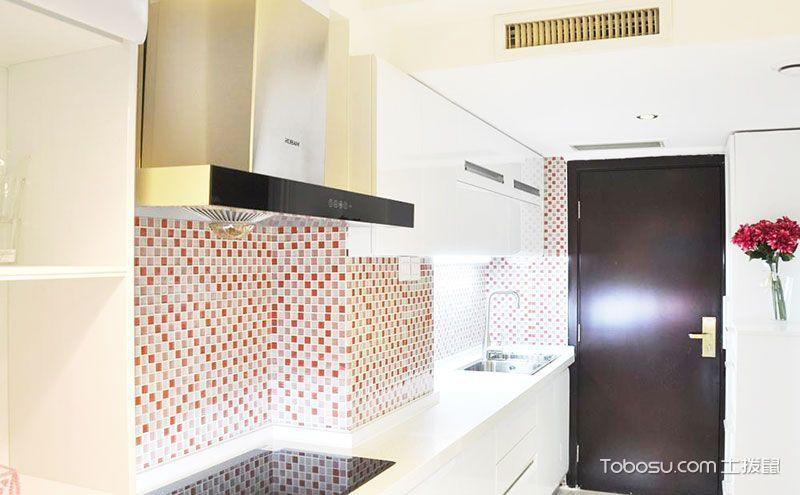 2018现代厨房装修图 2018现代背景墙装修效果图大全