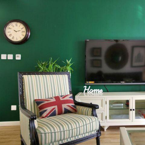 休闲电视背景墙图片