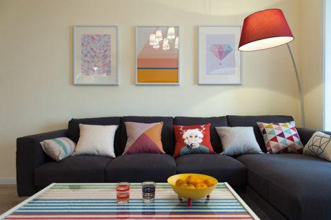 精雕细刻客厅简约设计效果图