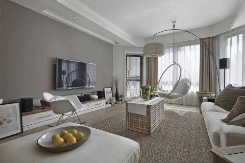 2020简约90平米装饰设计 2020简约套房设计图片