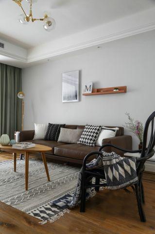 休闲灰色客厅装修效果图大全
