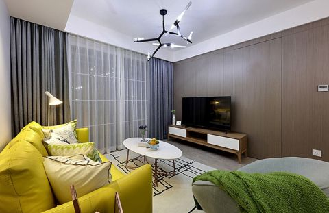 设计优雅客厅装修案例