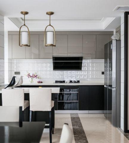 美轮美奂厨房橱柜装修效果图欣赏
