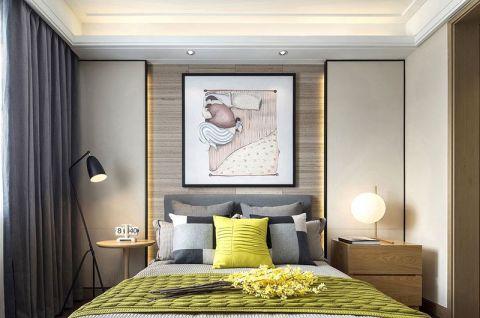 豪华卧室北欧设计图欣赏