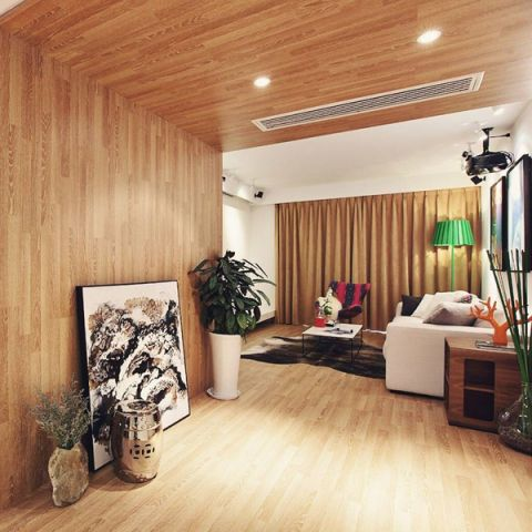 2019中式110平米装修设计 2019中式套房设计图片