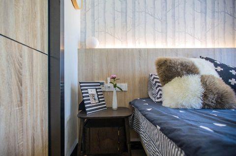 清新卧室现代简约装饰设计图片