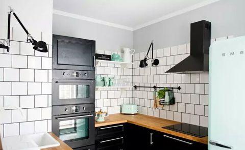 2018简约厨房装修图 2018简约背景墙装修效果图大全
