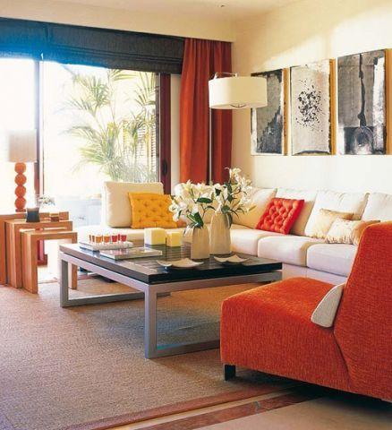 典雅客厅沙发室内效果图