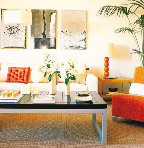 精品客厅现代设计图