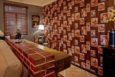 清新客厅简约室内装修设计