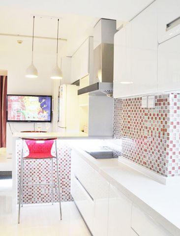 简约厨房现代家装设计图