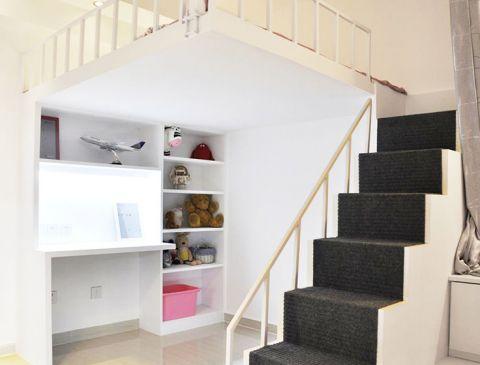 华丽卧室楼梯设计