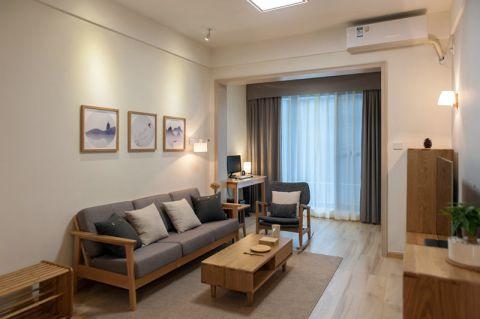 2018日式客厅装修设计 2018日式沙发装修设计