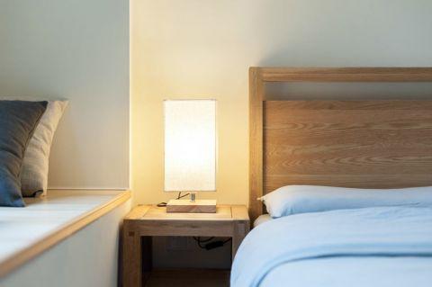 文艺卧室床案例图片