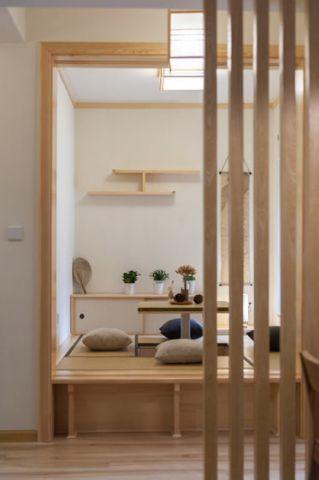 美感卧室日式装饰效果图