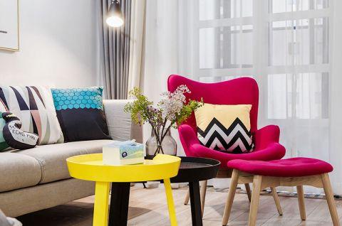 纯净客厅室内装饰