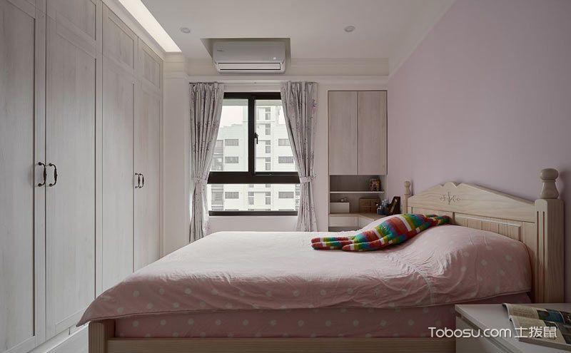 2020韩式卧室装修设计图片 2020韩式衣柜装修效果图片