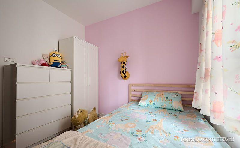 2020韩式卧室装修设计图片 2020韩式背景墙装饰设计