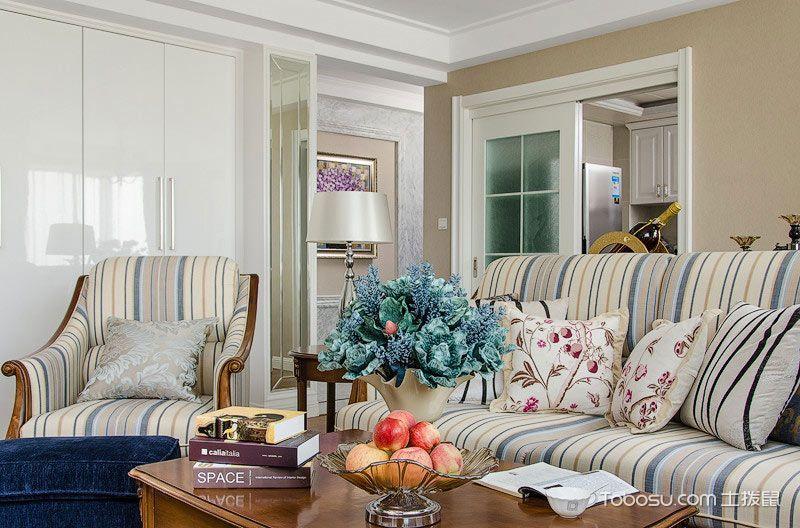2020古典客厅装修设计 2020古典沙发装修设计