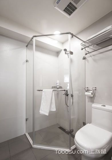 2019宜家浴室设计图片 2019宜家淋浴房设计图片