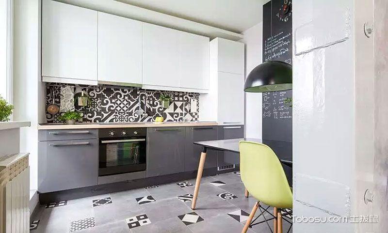 40平也能华丽逆袭 小户型单身公寓装修图