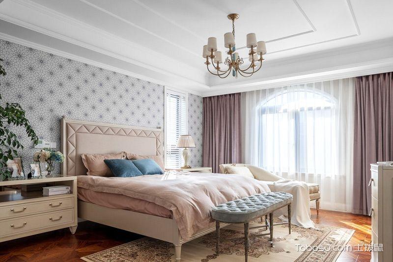 245平休闲美式三居室装修 美剧追出新高度