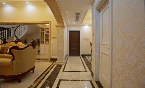 2018简欧客厅装修设计 2018简欧走廊装修效果图大全