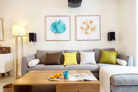 2020宜家90平米装饰设计 2020宜家三居室装修设计图片