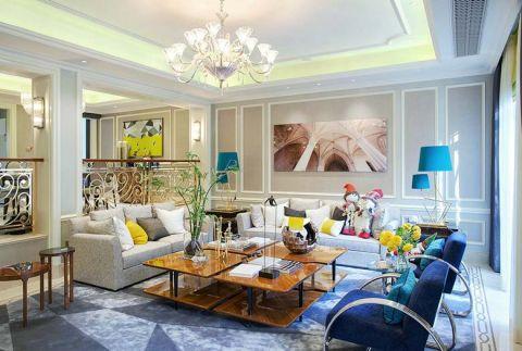 2020法式240平米装修图片 2020法式二居室装修设计
