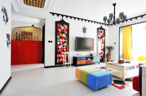 2020田园110平米装修设计 2020田园公寓装修设计