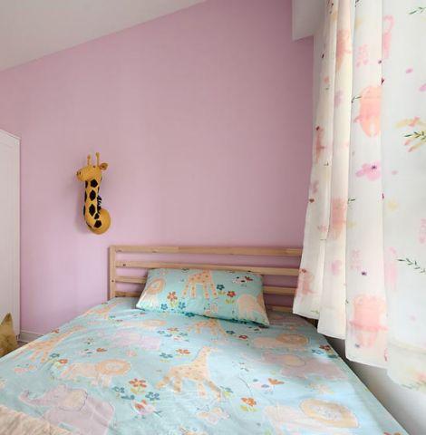 韩式女生卧室背景墙U乐国际娱乐