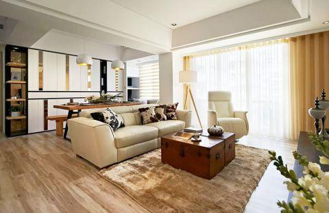 2018简约110平米装修设计 2018简约二居室装修设计